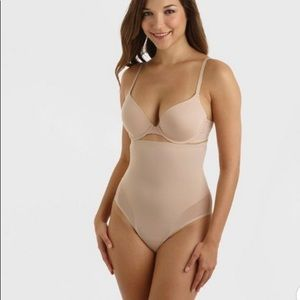 SlimShaper by Miracle Brands® High Waist Thong